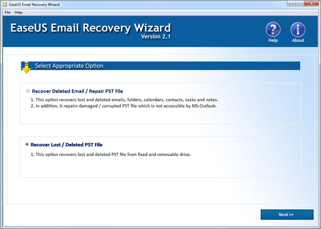 EaseUS Data Recovery Wizard Freeユーザーガイド、その5