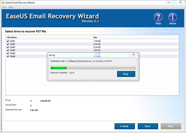 EaseUS Data Recovery Wizard Freeユーザーガイド、その7
