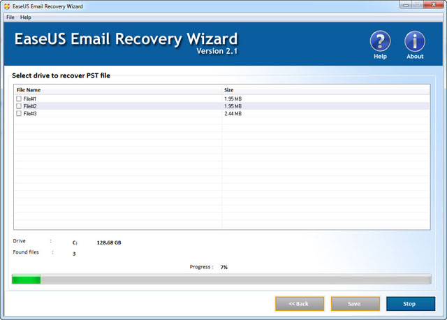 EaseUS Data Recovery Wizard Freeユーザーガイド、その6