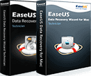 EaseUS Data Recovery Wizard for Mac Technician + EaseUS Data Recovery Wizard Technician