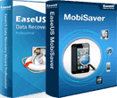 EaseUS MobiSaver + Data Recovery Wizard Pro