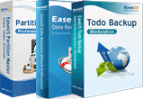 Todo Backup Workstation + Partition Master Pro + Data Recovery Wizard Pro